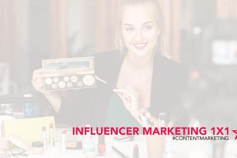 Das 1×1 der Zusammenarbeit mit Influencern, Bloggern & Co.