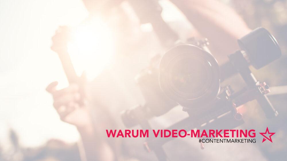 Warum Video-Content Ihrer Markenkommunikation in ALLEN Kanälen hilft Teil 1