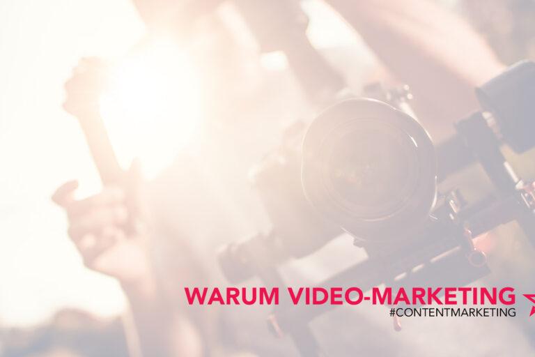 Warum Video-Content Ihrer Markenkommunikation in ALLEN Kanälen hilft Teil 3