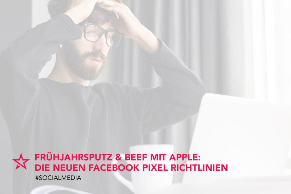 Zenitblau Blog Facebook Pixel Update und Richtlinien