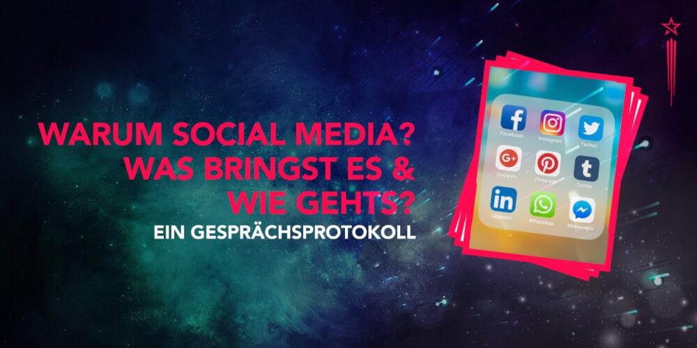 Ohne gehts nicht: Warum Social Media für Unternehmen unverzichtbar ist